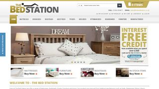 The Bed Station