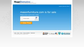 Mason Contemporary Furniture