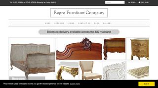 The Repro Furniture Co