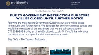 Maitland's Furniture