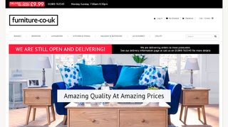 The Bedroom Furniture Direct